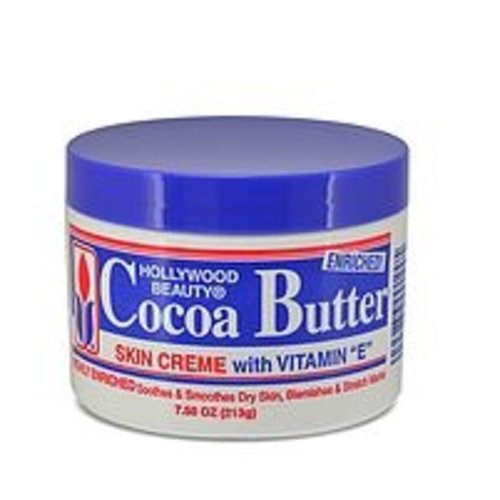 Hollywood Hollywood Cocoa Butter Skin Creme Met Vitamine E  213 Gram