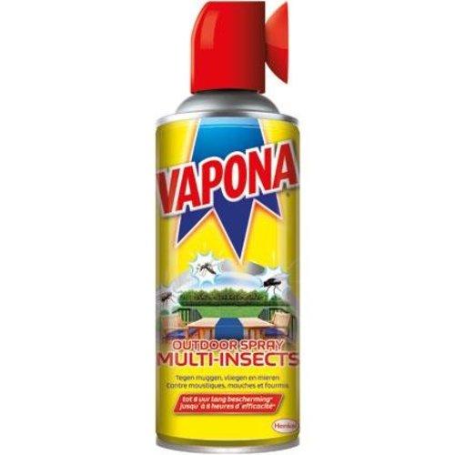 Vapona Vapona multi insectenspray 400 ml