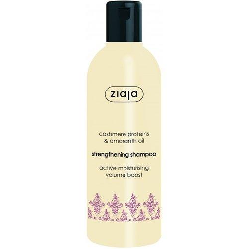 Ziaja Ziaja cashmere & amaranth oil shampoo  300ml