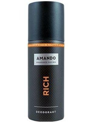 AMANDO Amando deo spray  rich 150 ml