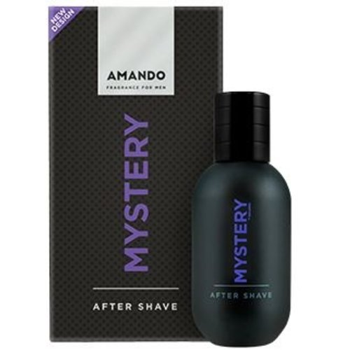 AMANDO Amando After Shave Spray Mystery - 100 Ml