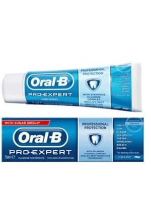 Oral B Oral b tandpasta cavity protection mint 100 ml