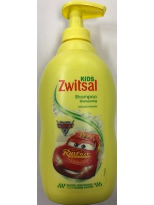 Zwitsal Zwitsal Shampoo kids Cars 400 ml