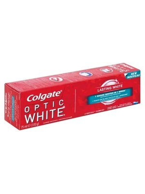 Colgate Colgate Tandpasta optic white 75 ml