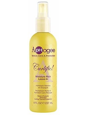 Aphogee ApHogee curlific leave in spray 237 ml