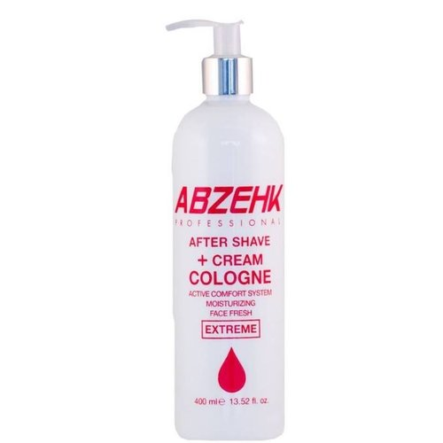 Abzehk Abzehk After Shave + Cream Cologne Extreme 400 ml
