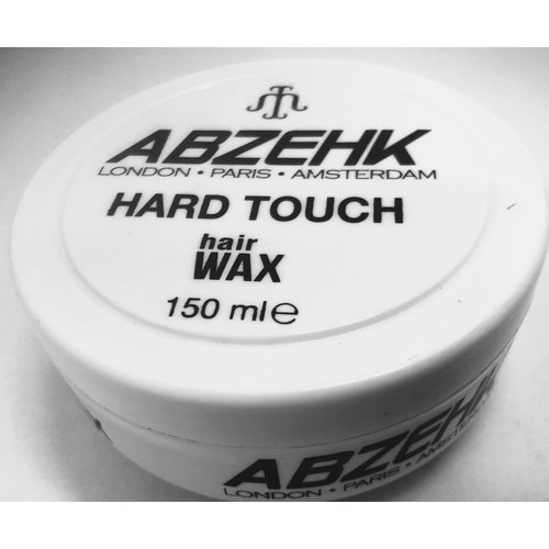 Abzehk Abzehk Hard Touch Wax Zwart -150 Ml