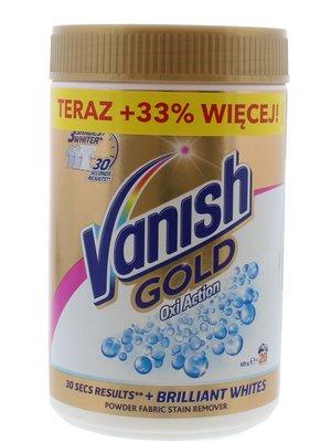 Vanish Vanish Gold oxi witte Vlekverwijderaar 625g