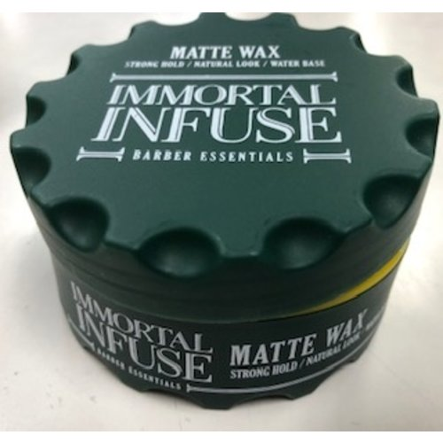 Immortal Immortal infuse matte wax groen 150ml