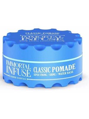 Immortal Immortal infuse classic pomade blauw 150 ml