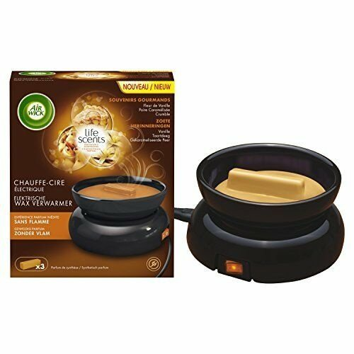 Airwick Airwick Electrische Wax Verwarmer vanille appeltaart - 1 Stuks