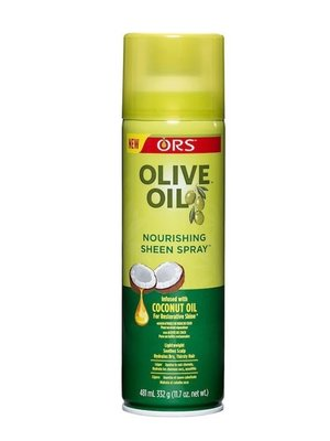 Ors Ors olive oil sheen spray 481 ml