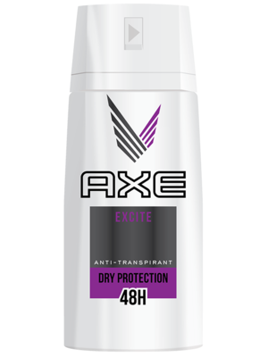 Axe Axe anti transpirant excite 150 ml