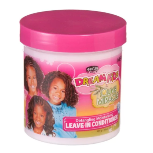 African Pride African pride dream kids olive leave in conditioner 425g