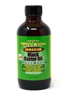 Jamaican Jamaican black castor oil rosemary 118ml
