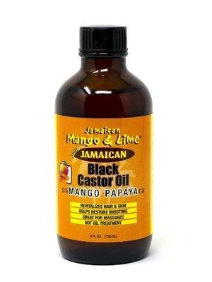 Jamaican Jamaican black castor oil mango papaya 118ml