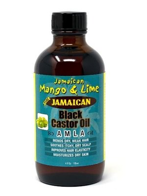 Jamaican Jamaican black castor oil amla 118 ml