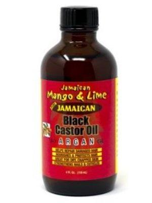 Jamaican Jamaican black castor oil argan 118 ml