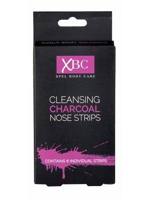 Xbc Xbc charcoal neusstrips 6 stuk