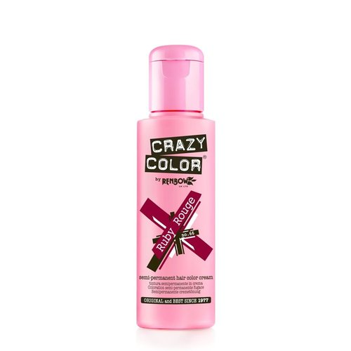 Crazy color Crazy color ruby rouge no 66 100 ml