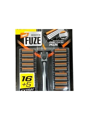 Body-X Body-X Fuze men apparaat & 21 navul