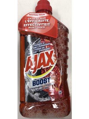 Ajax Ajax Allesreiniger black soap + granaatappel 1 liter