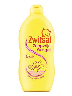Zwitsal Zwitsal Zeepvrije Wasgel  - 700ml