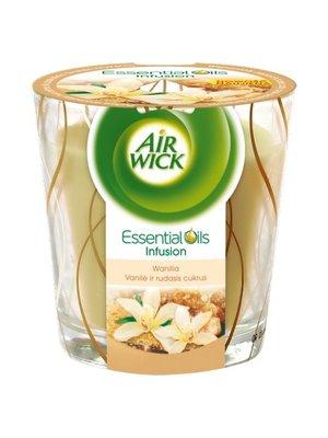 Airwick Airwick geurkaars vanille 105g
