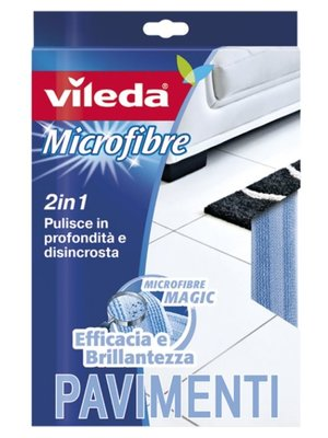 Vileda Vileda microfibre 2 in 1 bodemreiniger