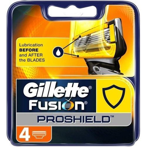 Gillette Gillette fusion 5 prohield 4 stuks