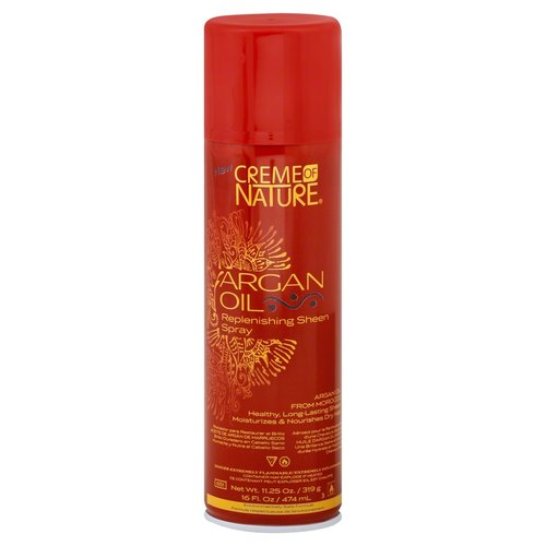 Creme of Nature Creme of Nature argan oil sheen spray 473 ml