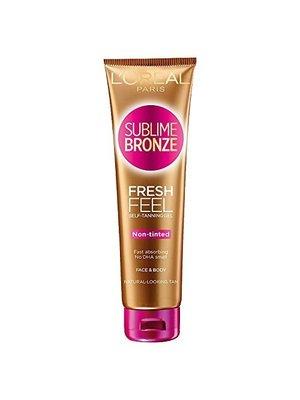 Loreal L'óreal sublime bronze gel fresh Feel 150 ml