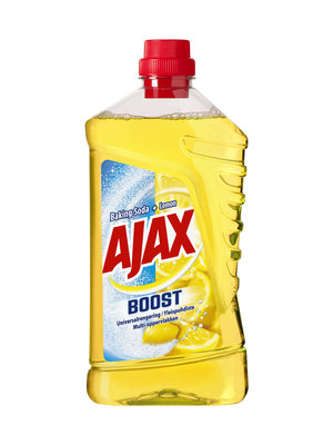 Ajax Ajax Allesreiniger Boost baking Soda + citroen 1 liter