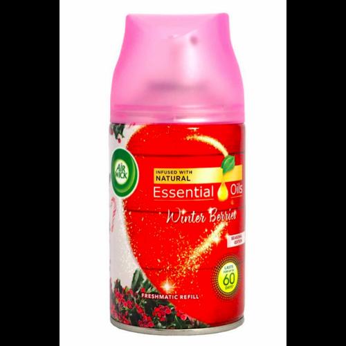 Airwick Airwick freshmatic navul  winter berries essencial oils 250 ml