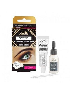 Joanna Joanna eyebrow & eyelash zwart