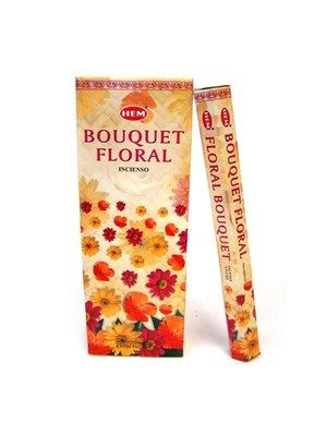 Wierook Wierook floral bouquet 20 stokjes