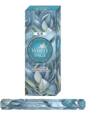 Wierook Wierook White Sage 20 stokjes