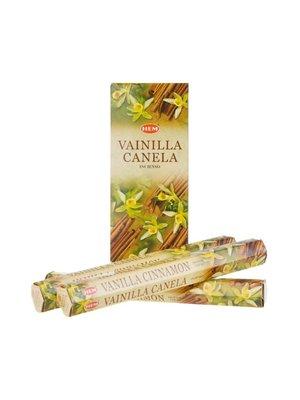 Wierook Wierook vanilla cinnamon 20 stokjes