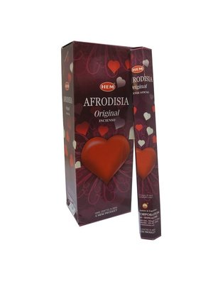 Wierook afrodisia 20 stokjes