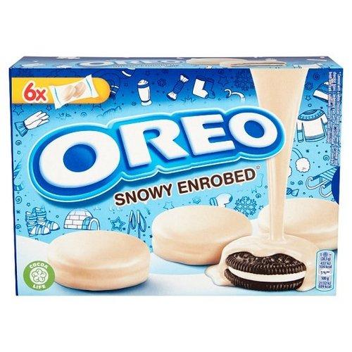 Oreo Oreo white snowy enrobed 6x2 stuks