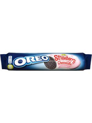 Oreo Oreo strawberry cheesecake 154 gram