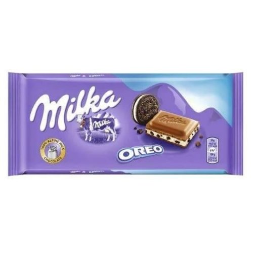 milka Milka oreo 100 gram