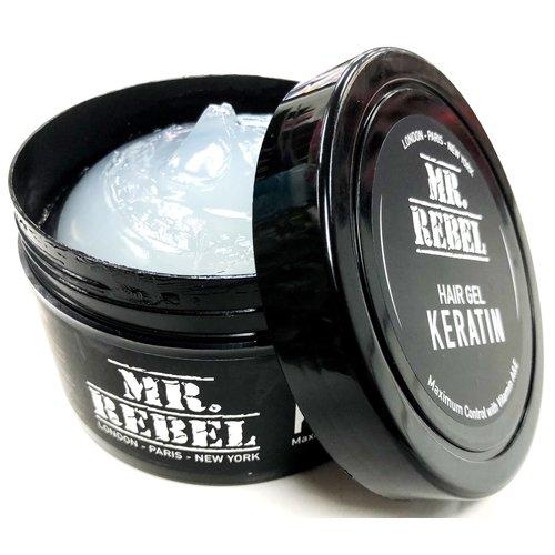 Mr. Rebel Mr. Rebel hair gel keratine 450 ml