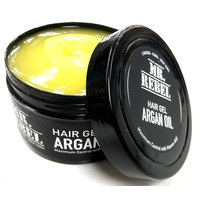 Mr. Rebel hairgel argan olie 450 ml