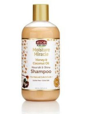 African Pride African Pride Moisture Miracle Honey, Chocolate&Coconut Oil Shampoo 354 ml