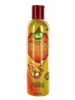 Tcb Tcb Naturals Moisturizing Argan Oil Lotion Treatment 236 ml