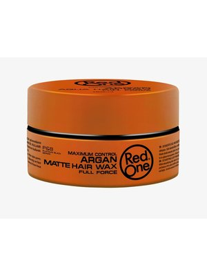 Red one Red One Maximum Control Argan Matte Hair Wax 150 ml