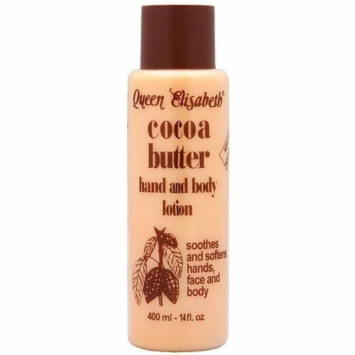 Queen Elisabeth Cocoa  Butter Hand and Bodylotion 400 ml