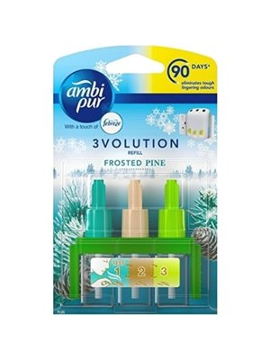 Ambi Pur Ambi Pur 3 volution navulling frosted pine 20 ml