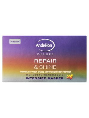 Andrelon Andrelon haarmasker repair & shine 200 ml